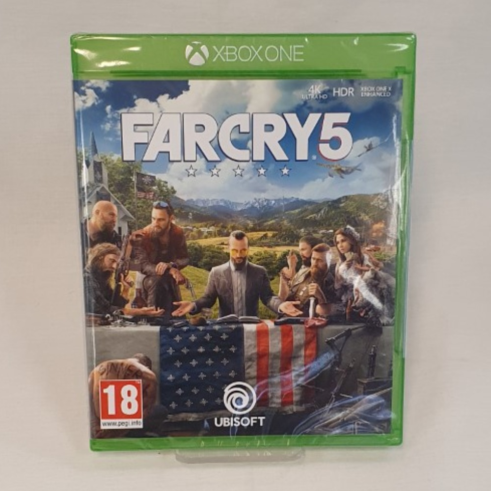 Product photo for Far Cry 5 (Sealed) XBOX ONE