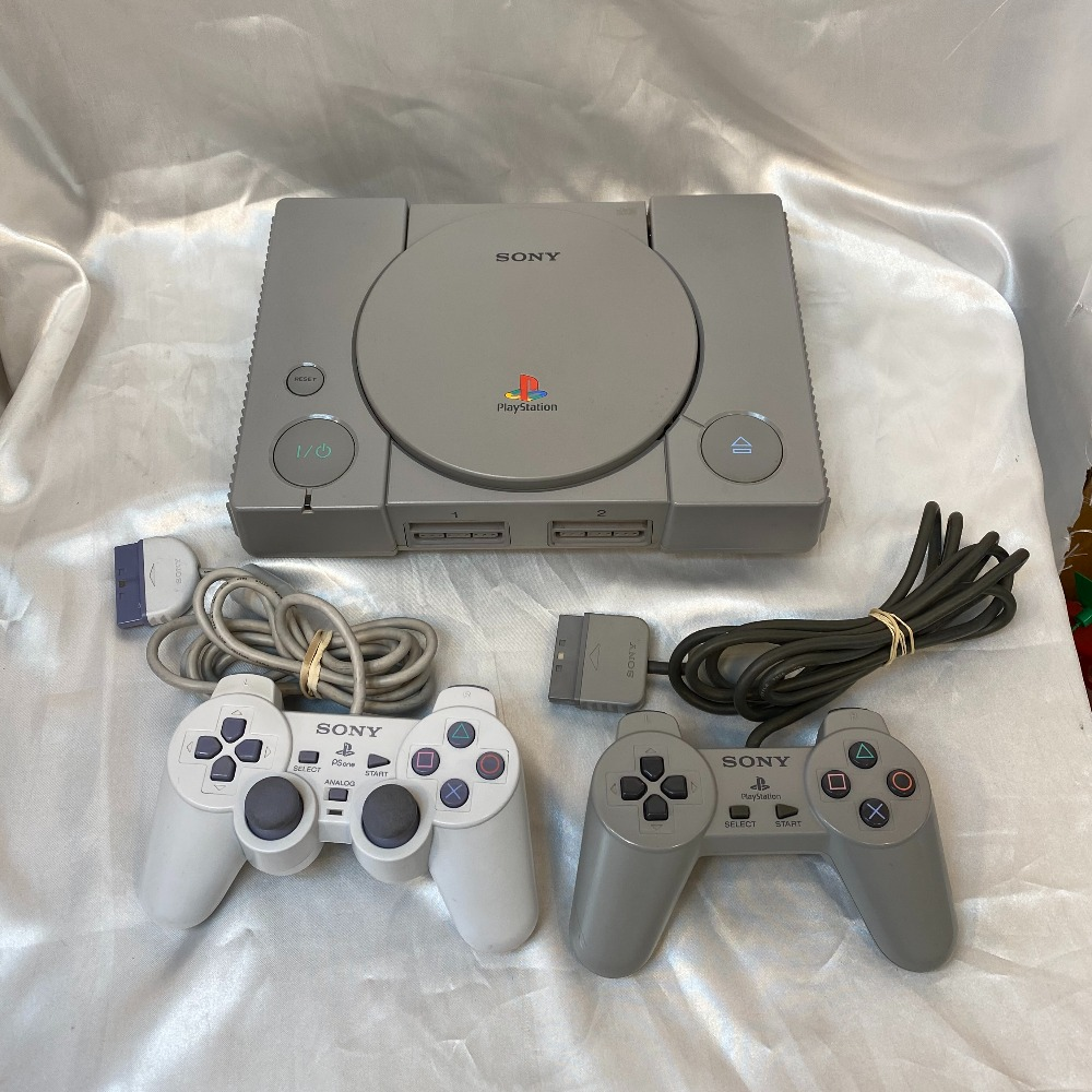 Product photo for Playstation 1 console