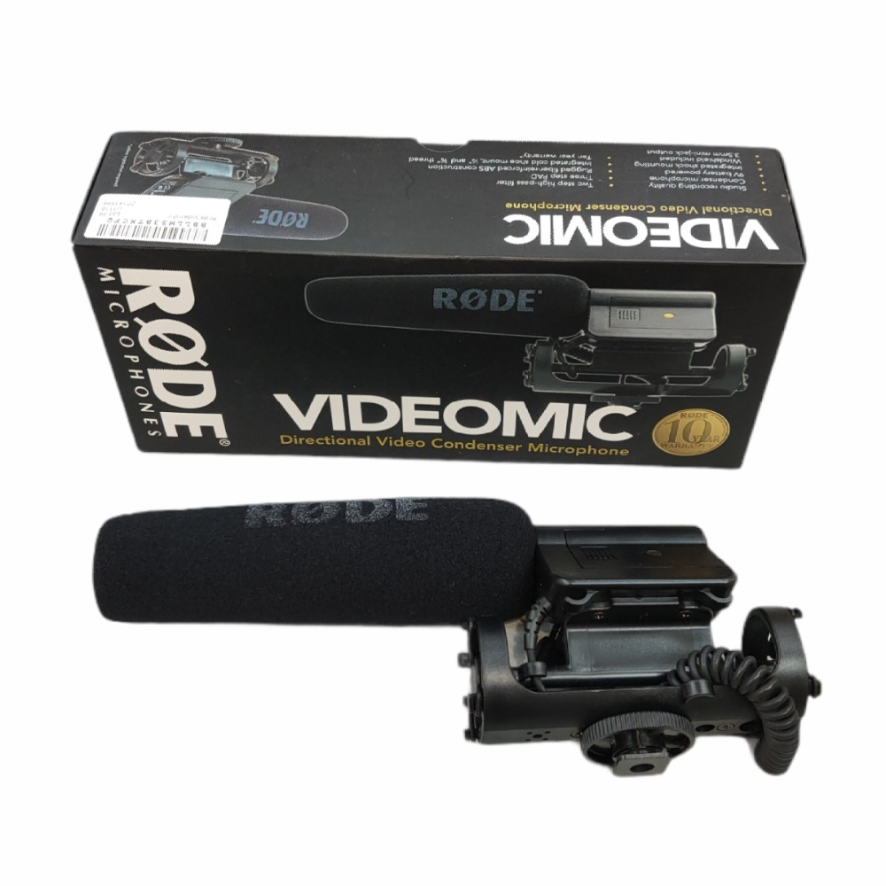 Product photo for Rode VideoMic