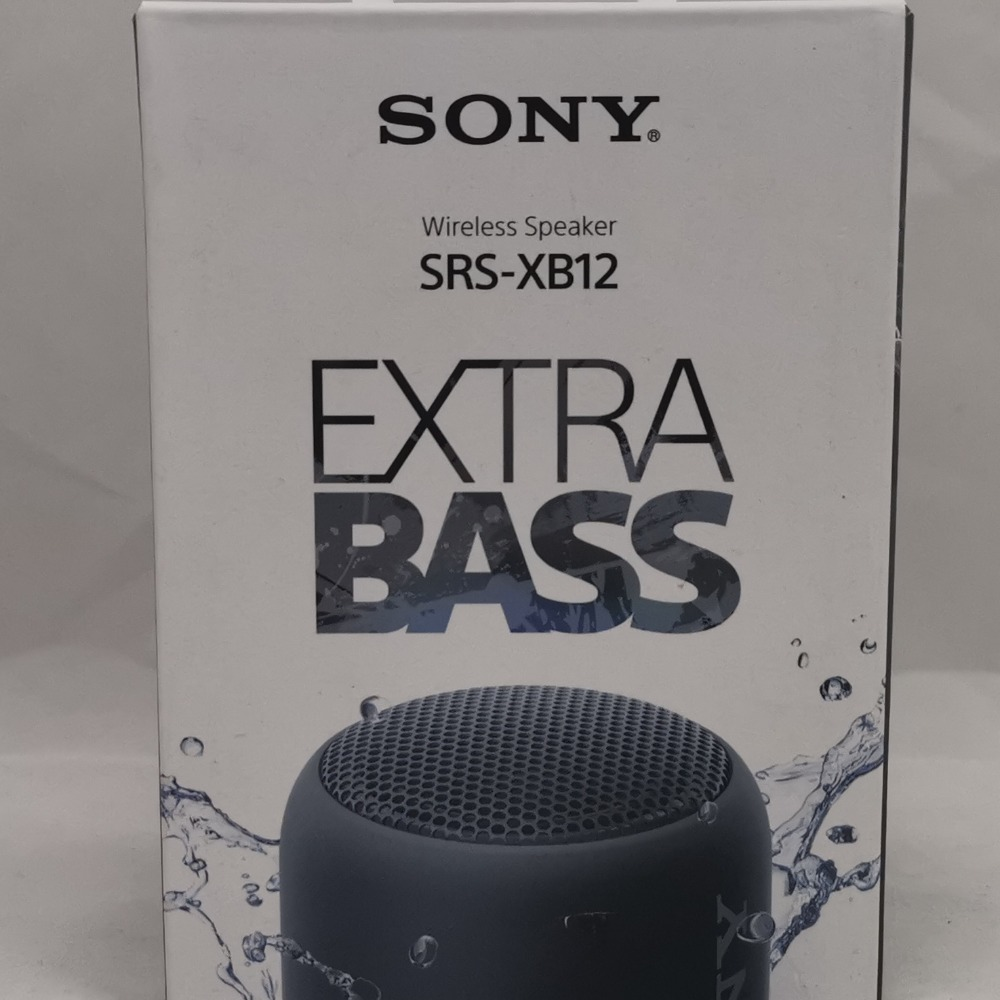 Product photo for Sony Bluetooth Speaker