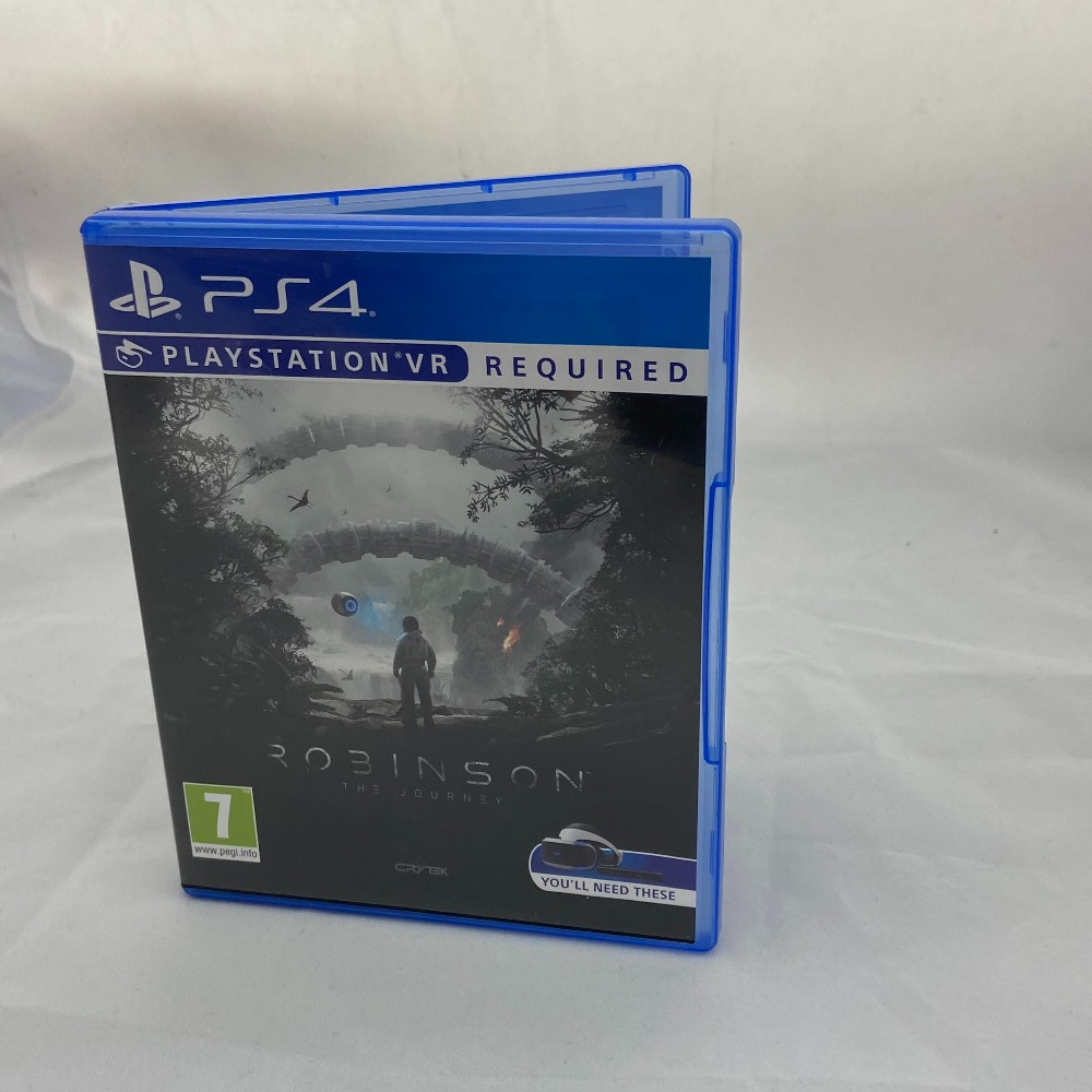 Product photo for PS4 Game Robinson: The Journey VR (PSVR)