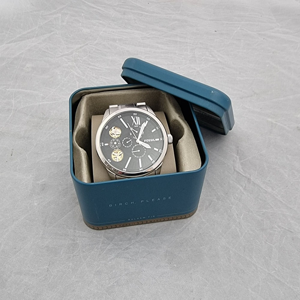 Product photo for Fossil Mens Flynn Watch