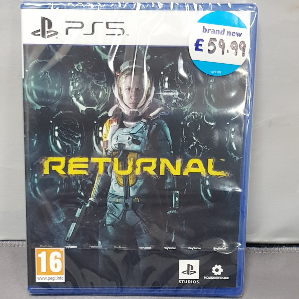 Product photo for Returnal Ps5 Game