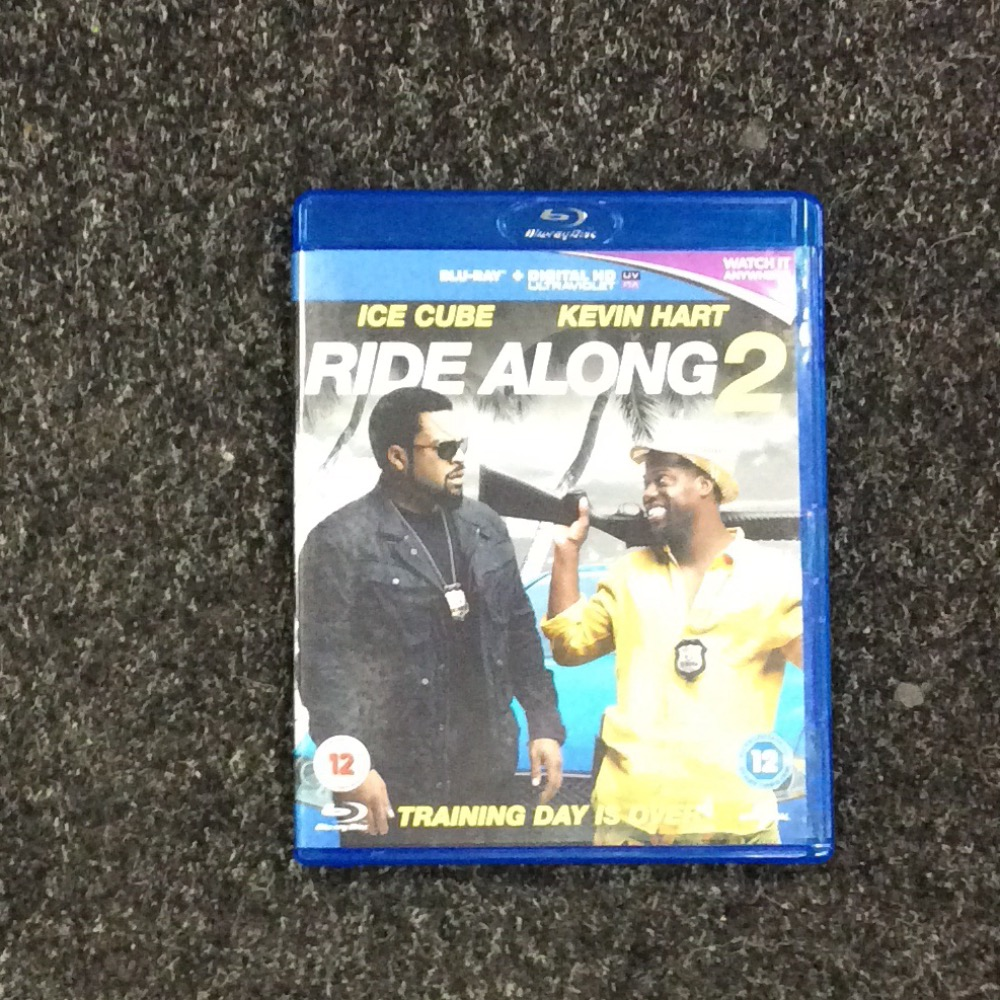 Product photo for Blu-ray Ride Along 2 Blu-Ray