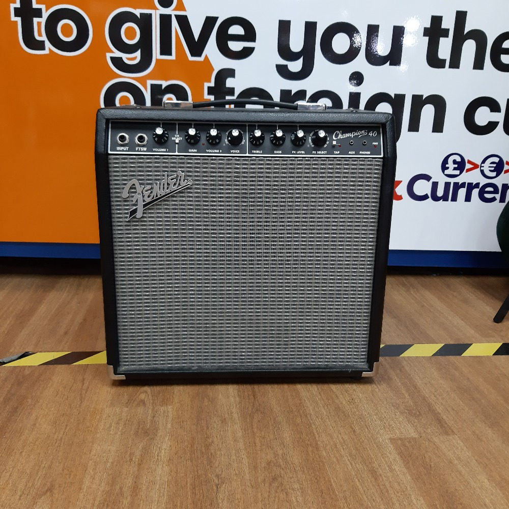 Product photo for Fender Fender Champion 40 Guitar Amp