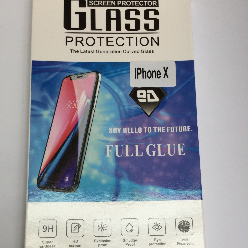 Product photo for Screen Protector IPhone X Screen Protector