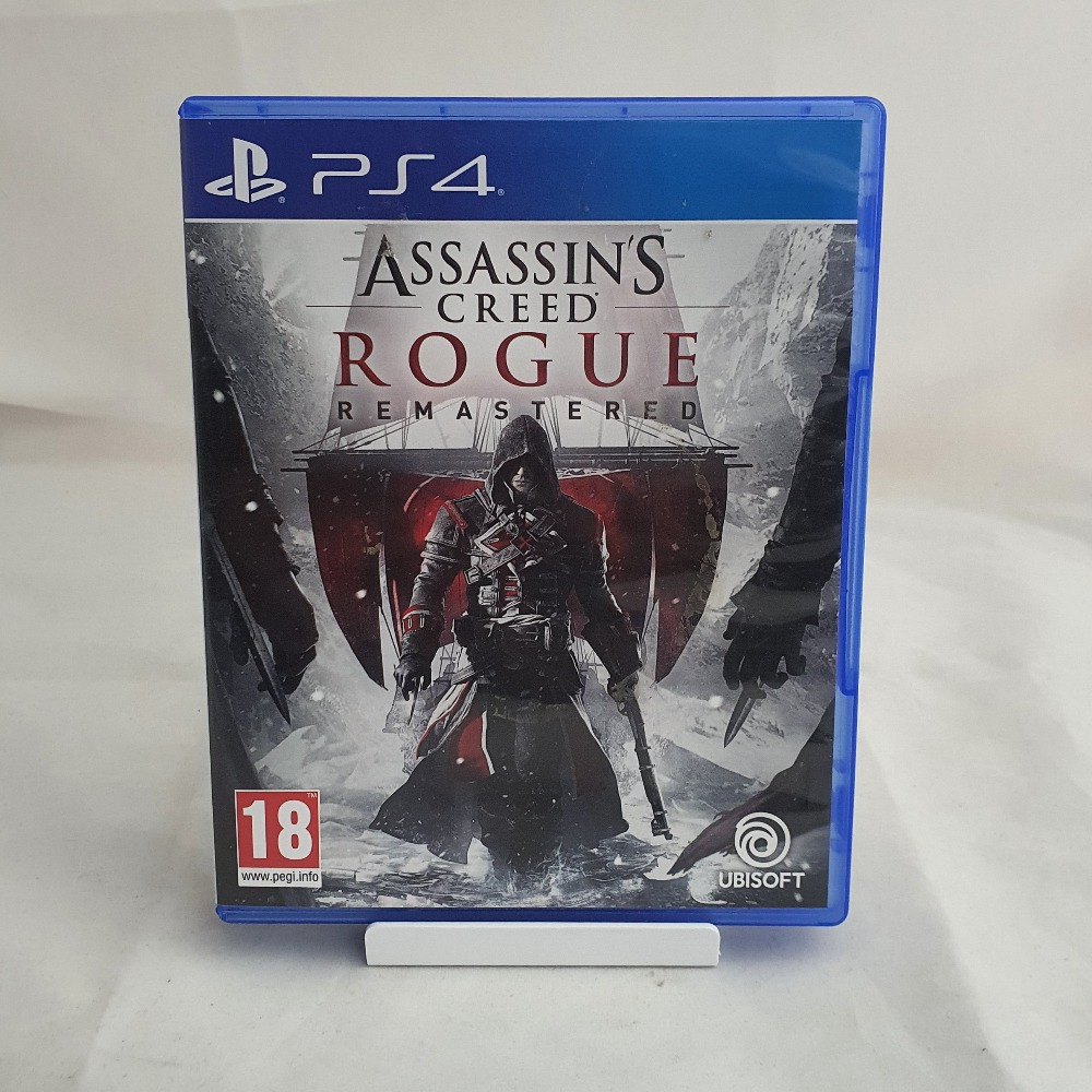Product photo for PS4 Game Assassins Creed Rogue: Remastered