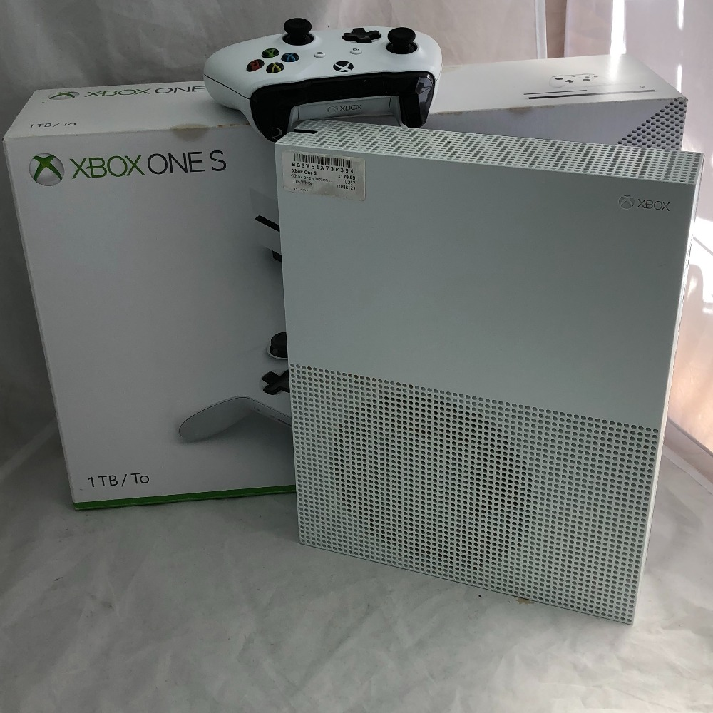 Product photo for Microsoft Xbox One S
