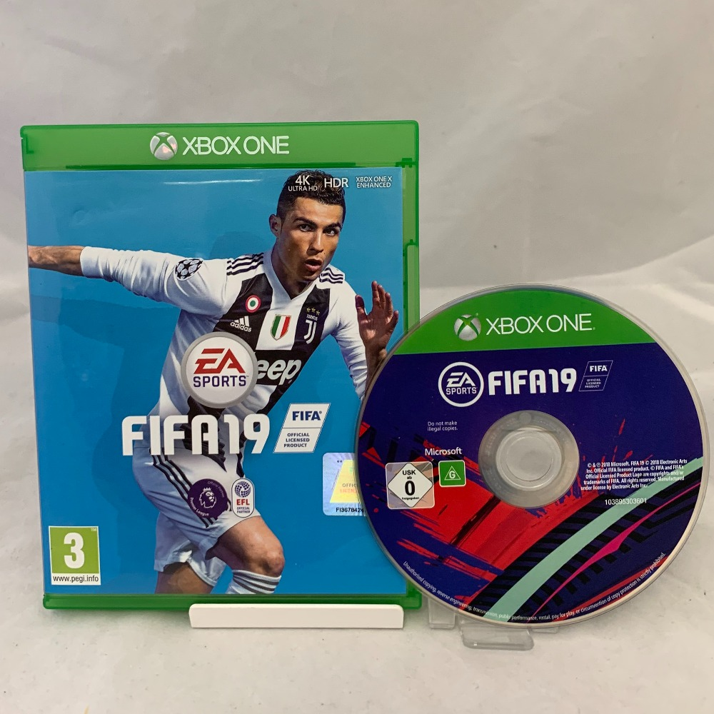 Product photo for Fifa 19