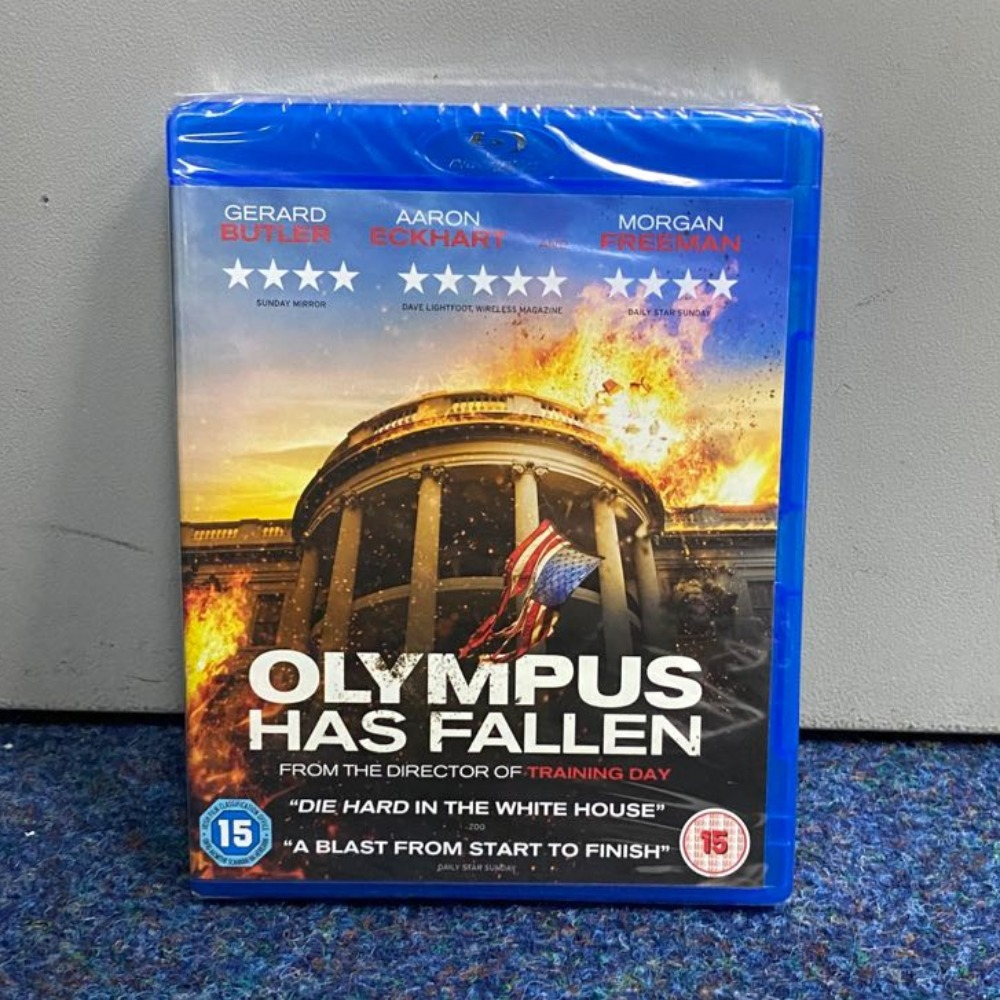 Product photo for Blu-ray Olympus Has Fallen