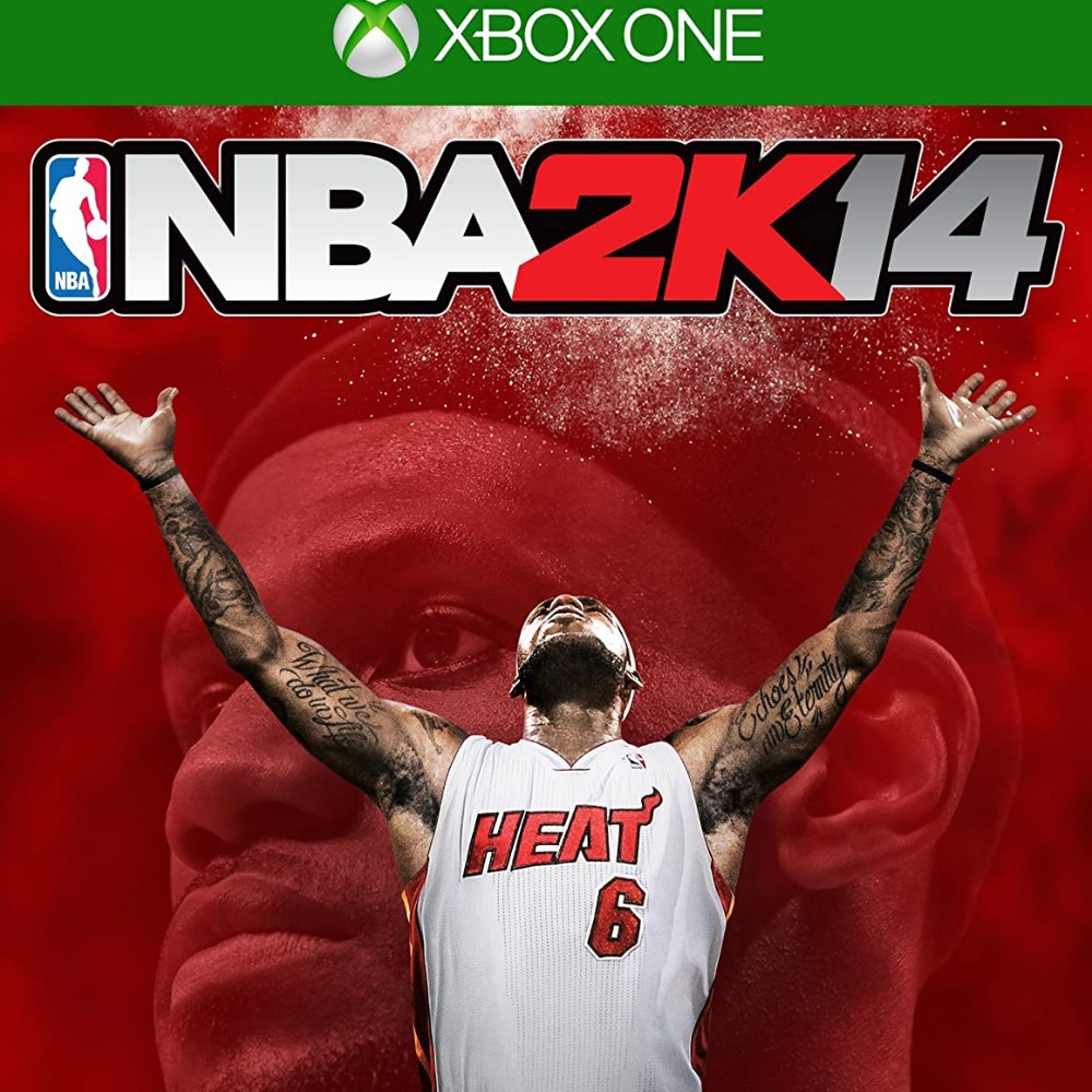 Product photo for SALE NBA 2K14 Xbox One Game