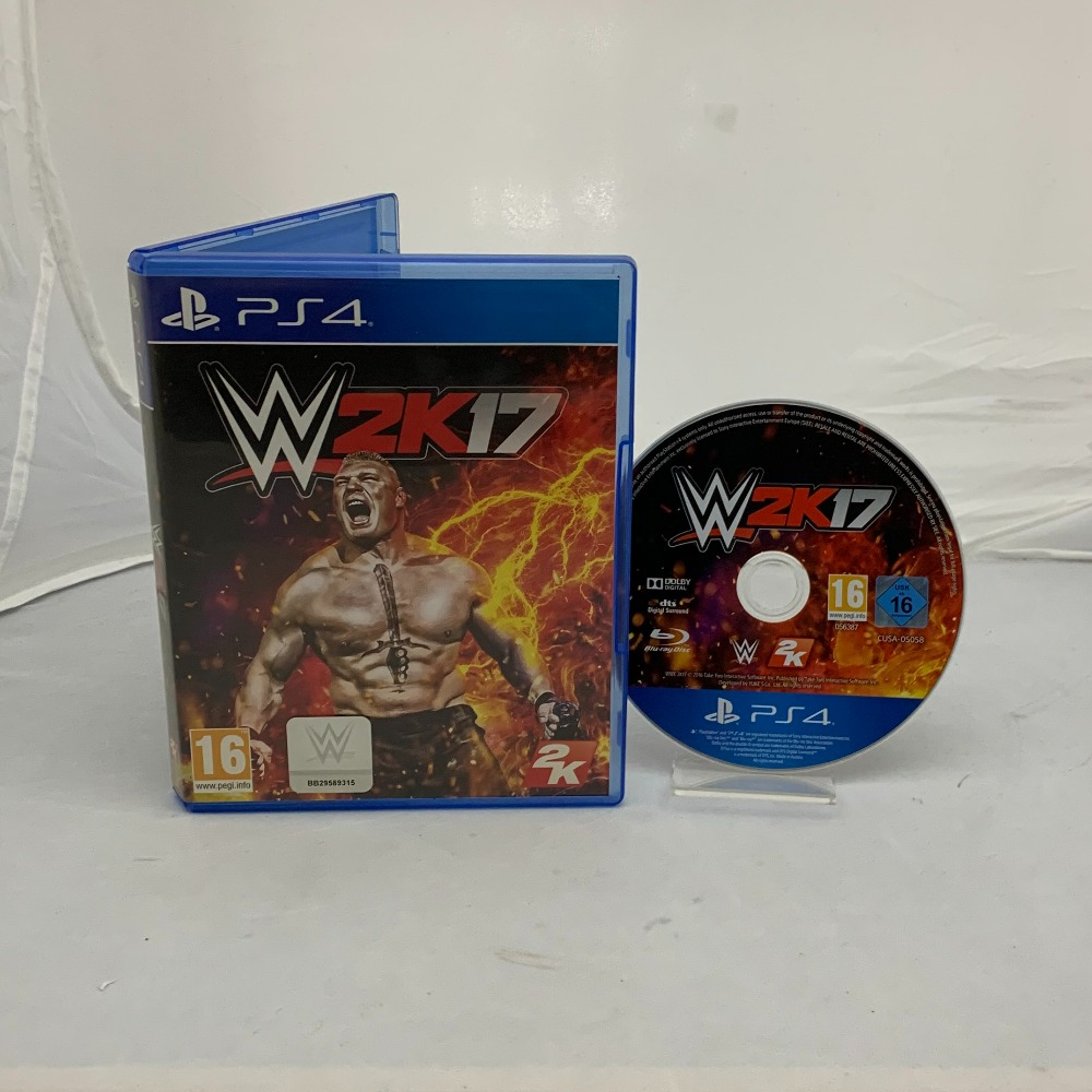 Product photo for WWE 2K17