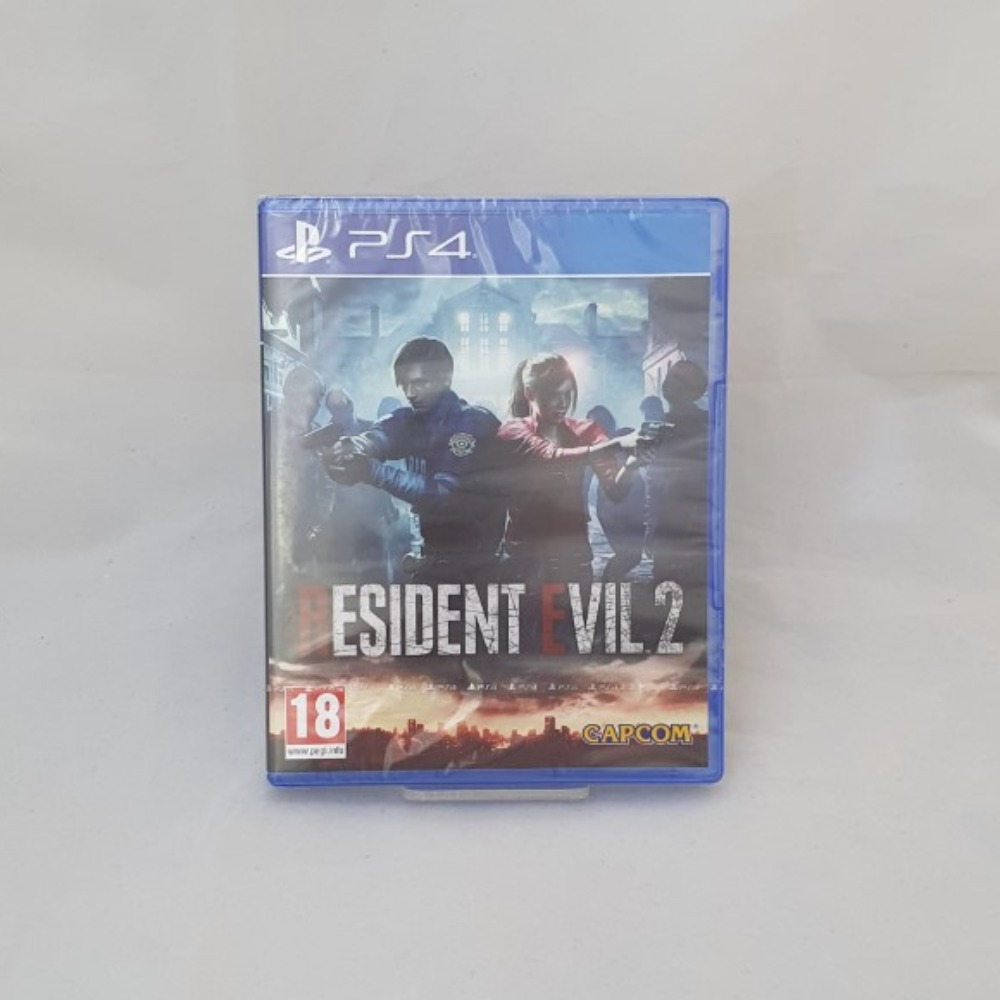 Product photo for Resident Evil 2 PS4