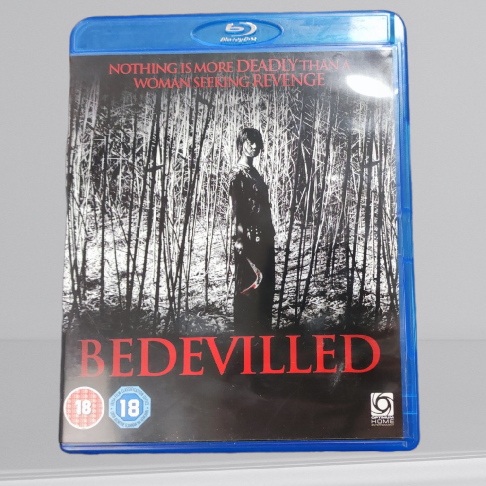 Product photo for Blu-ray Bedevilled