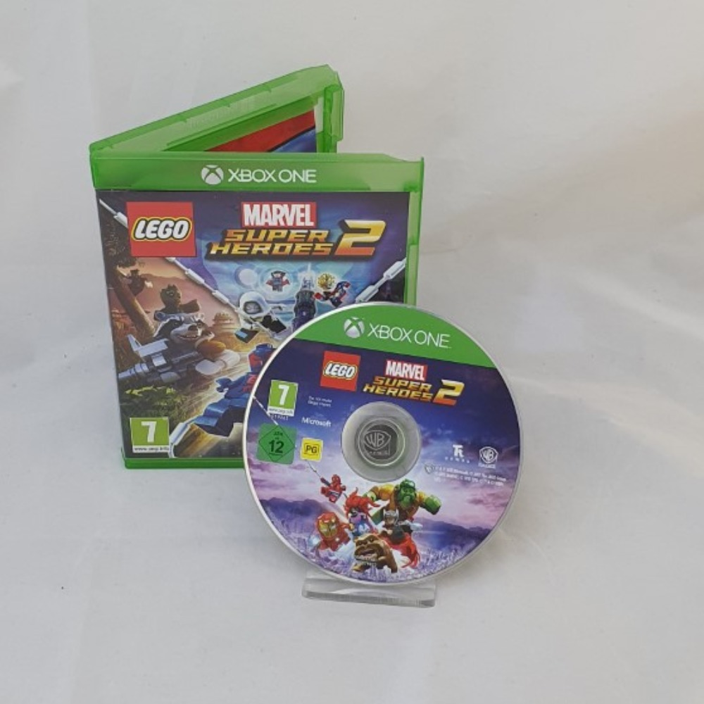 Product photo for Lego: Marvel Super Heroes 2 - XBOX ONE