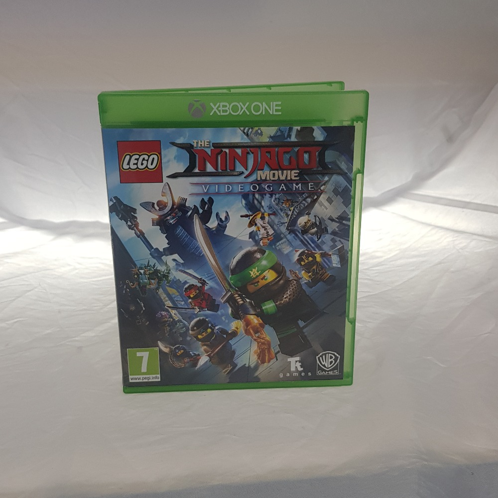 Product photo for LEGO Ninjago Movie Game Video Game Xbox One