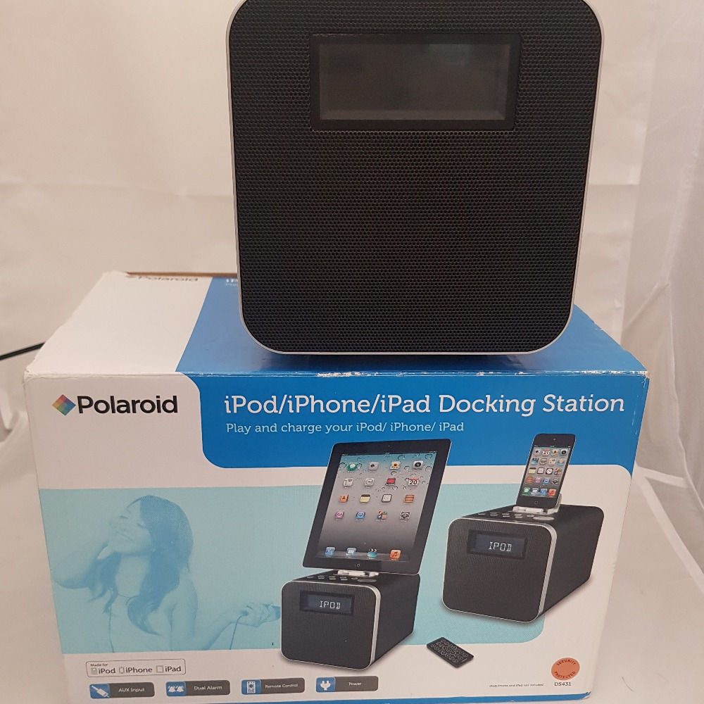 Product photo for Polaroid Docking Station
