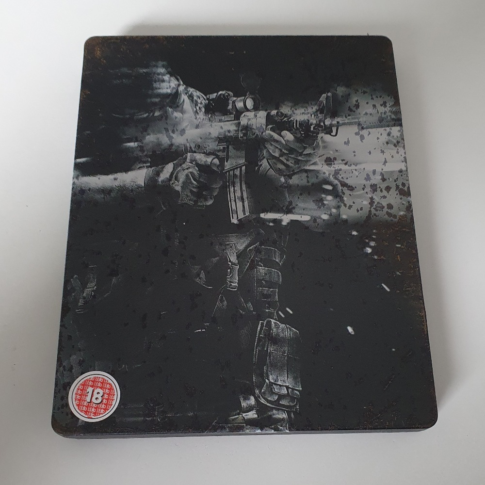 Product photo for Playstation 3  call of duty MW3 steelbook playstation 3