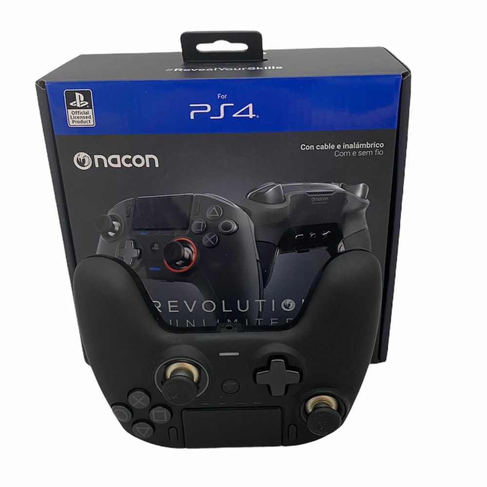 Product photo for Nacon Revolution Unlimited Pro Controller (PS4)