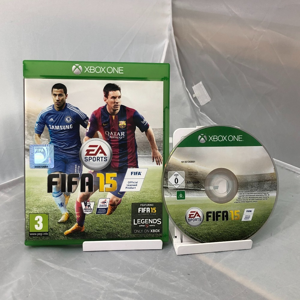 Product photo for fifa 15