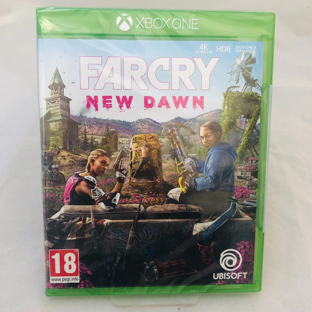 Product photo for Far Cry New Dawn (Sealed) Xbox One