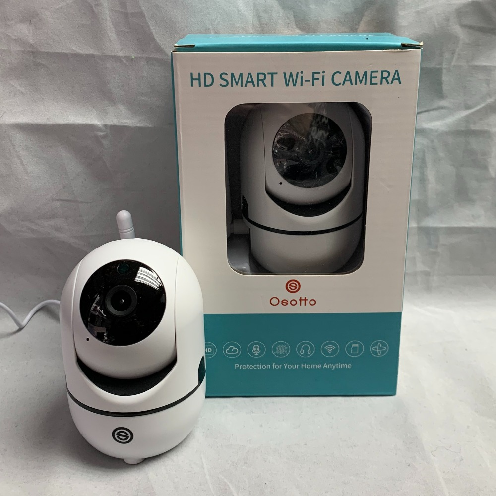 Product photo for Ossotto  OSOTTO HD Smart WiFi Camera