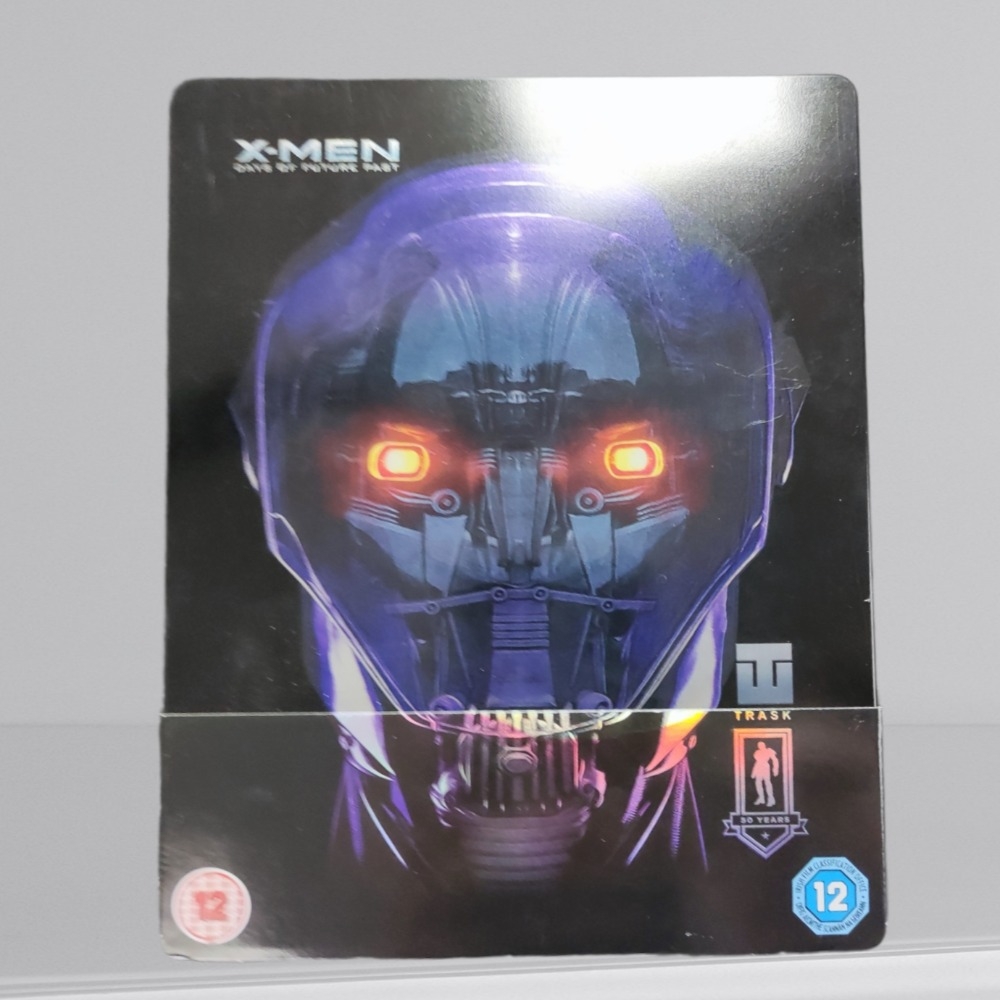 Product photo for Blu-ray X-Men Days of Futures Past Steelbox