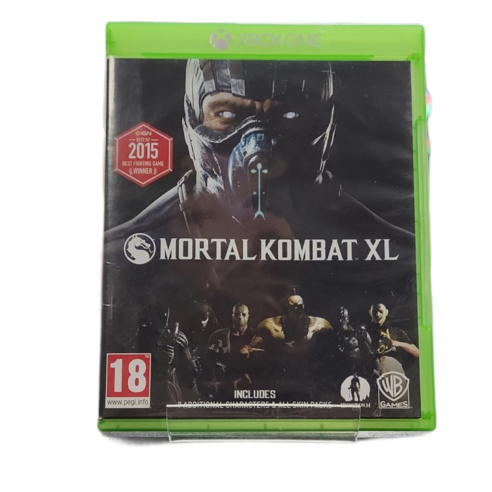 Product photo for  Microsoft Xbox one game MK XL