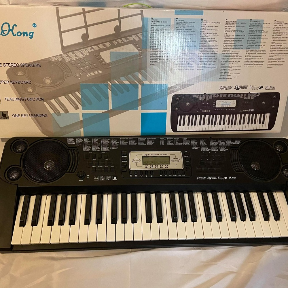 Product photo for Shenkong Electronic Keyboard - SALE!!