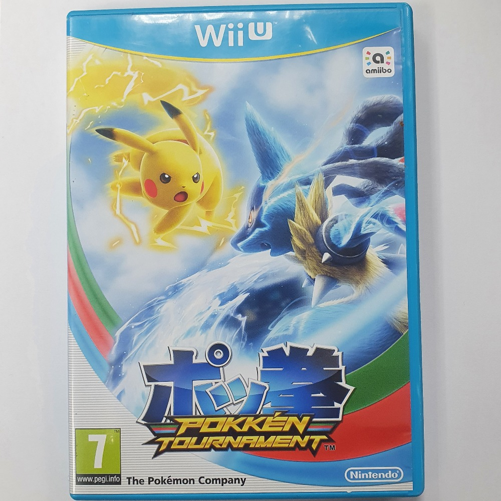 Product photo for Pokken Tournament (No Mewtwo Card)