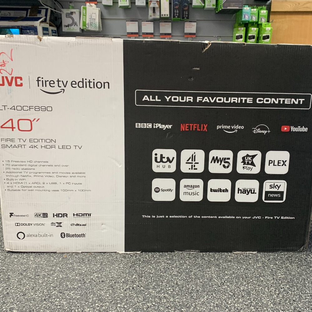 Product photo for JVC JVC 40
