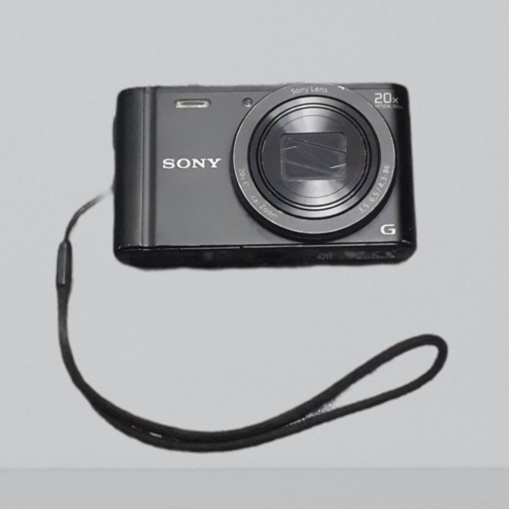 Product photo for Sony Cyber-Shot WX350 Compact Camera