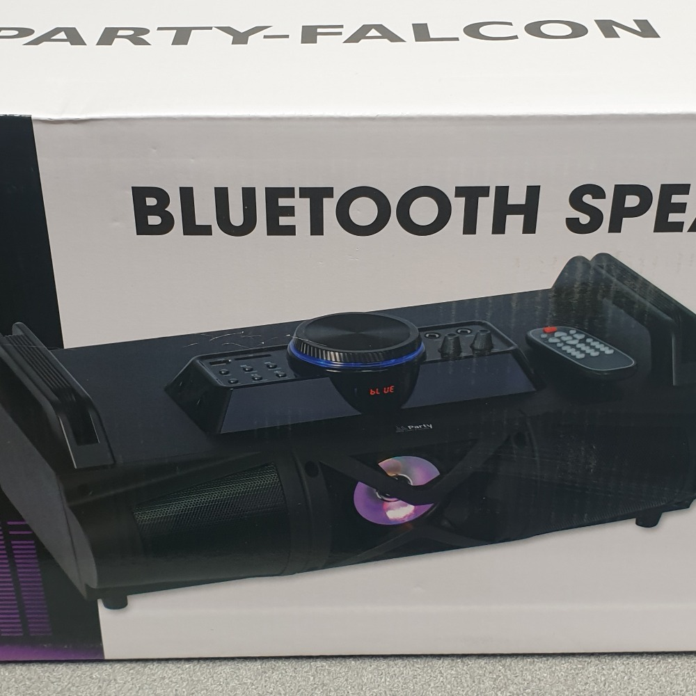 Product photo for Party Falcon Enceinte Bluetooth Speaker