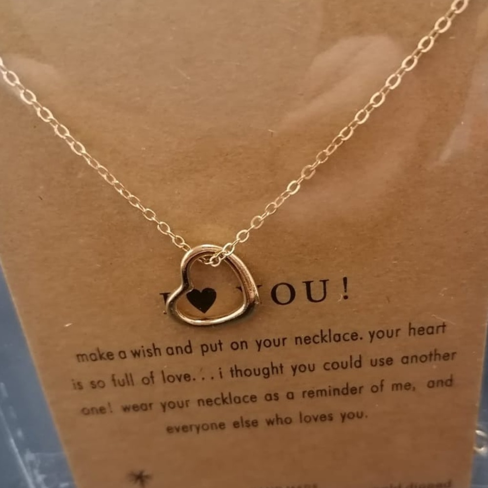Product photo for I love you chain