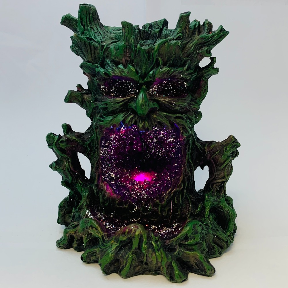 Product photo for Crystal backflow incense burner (was £19.99)