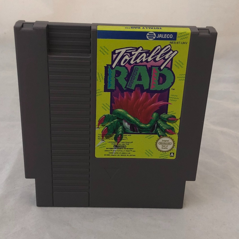 Product photo for TOTALLY RAD NES