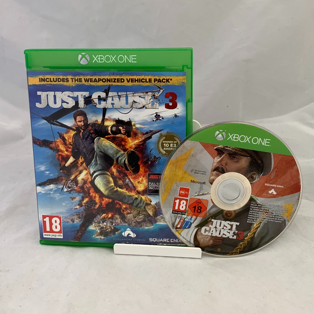 Product photo for Just Cause 3