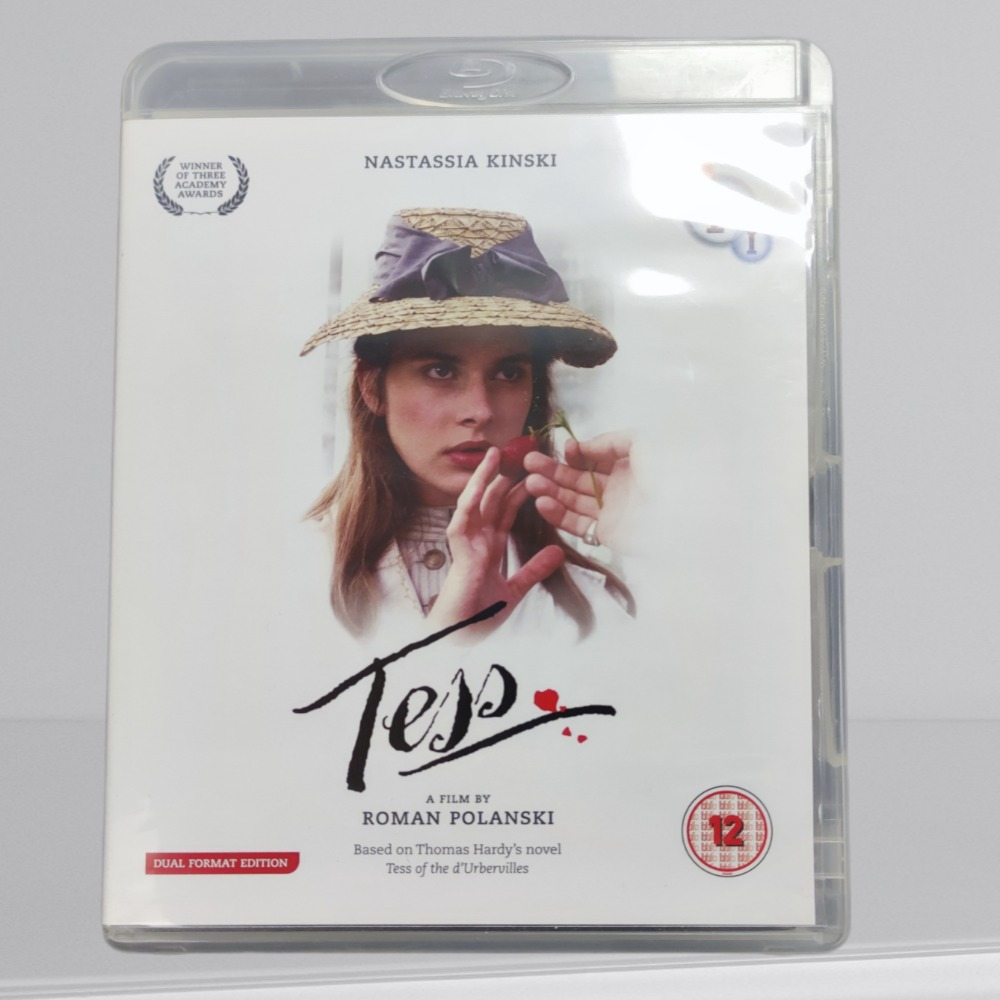 Product photo for Blu-ray Tess