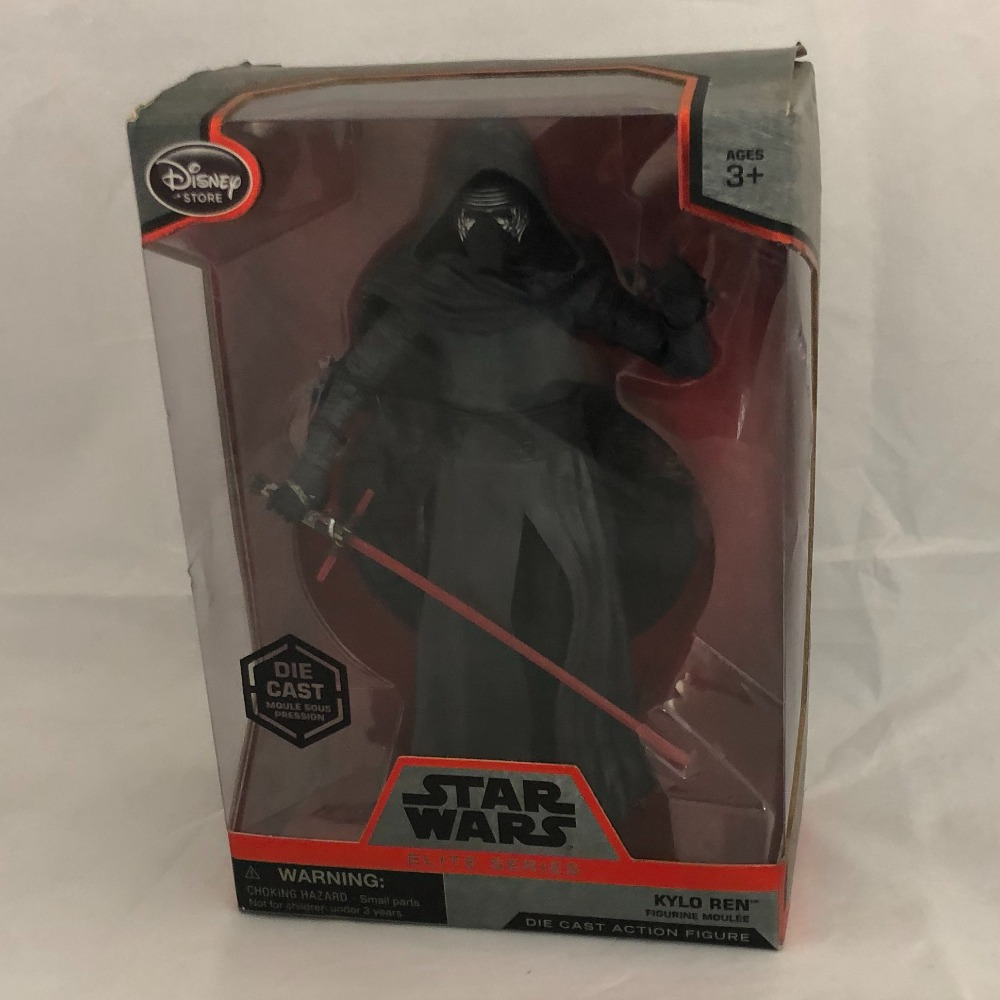 Product photo for Starwars Star Wars Elite Series - Kylo Ren - Brand New & Sealed