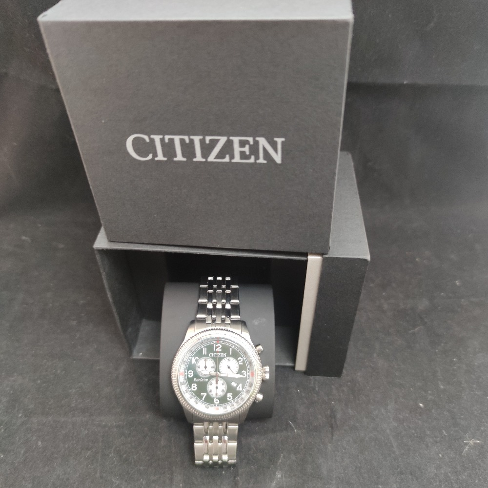 Product photo for citizen watch