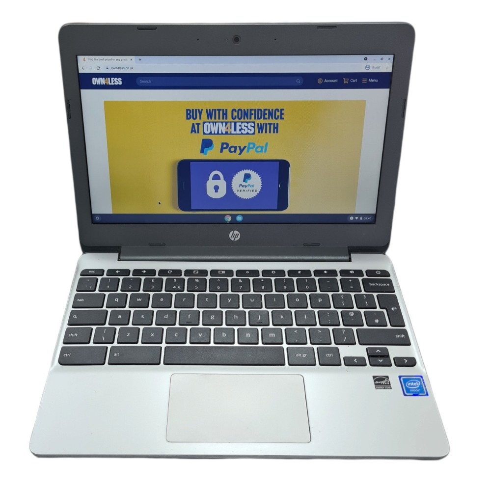 Product photo for HP Chromebook