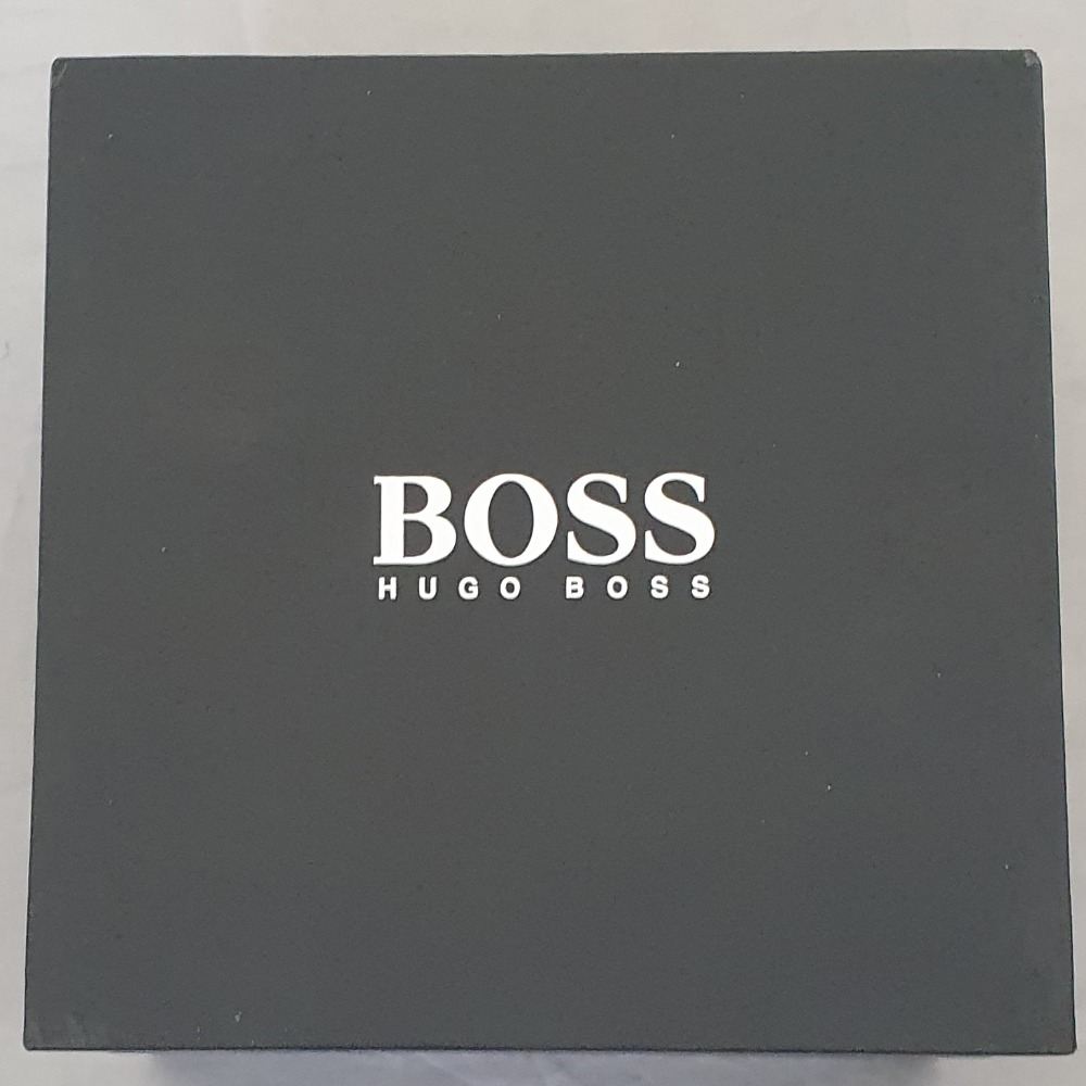 Product photo for Hugo Boss Men's Watch (Boxed)