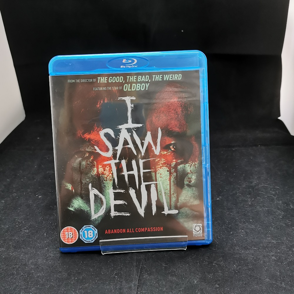Product photo for I Saw the devil - Blu-Rays
