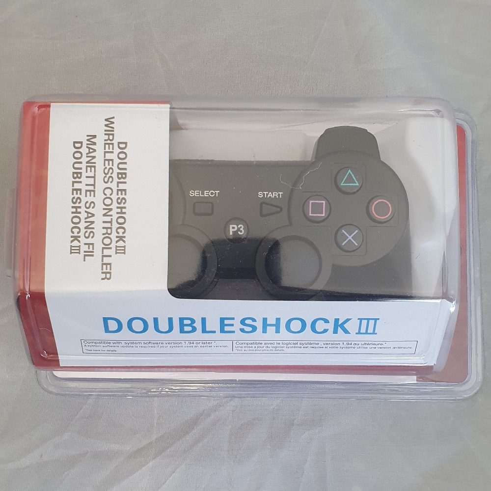 Product photo for Doubleshock 3 Wireless Console Controller