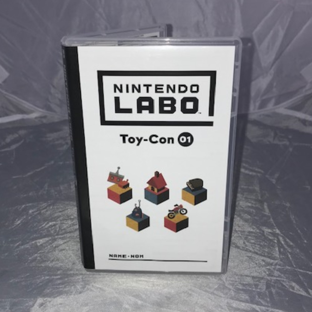 Product photo for Nintendo Labo Toy-Con 01 (Switch)