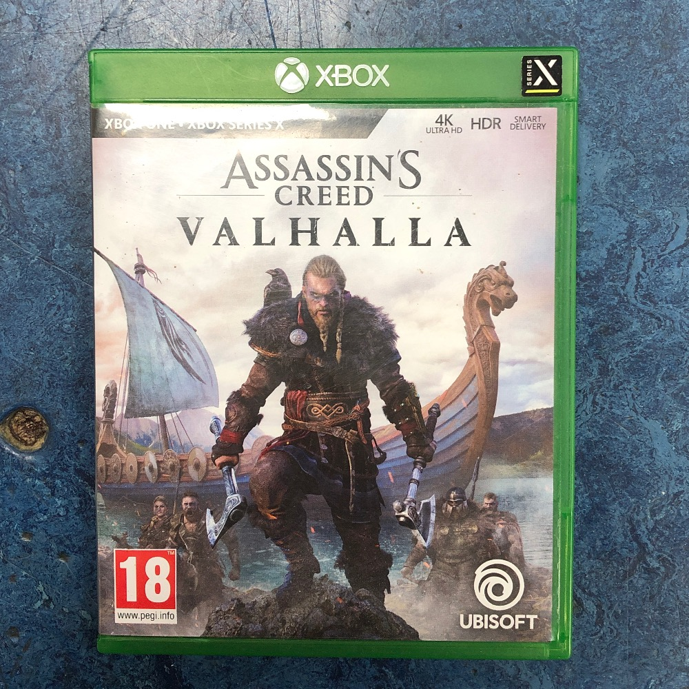 Product photo for Sony Xbox One Game valhalla