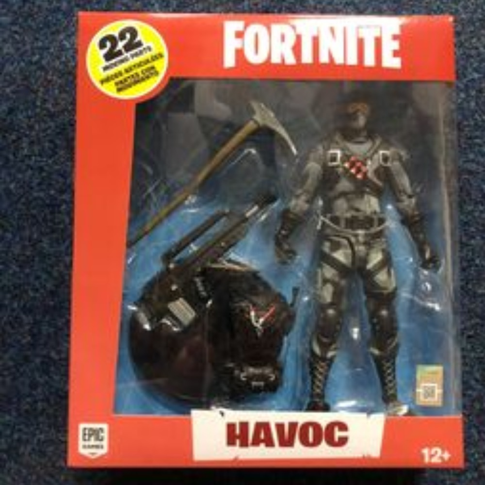 Product photo for Fortnite Havoc Figure (Ages 12+)