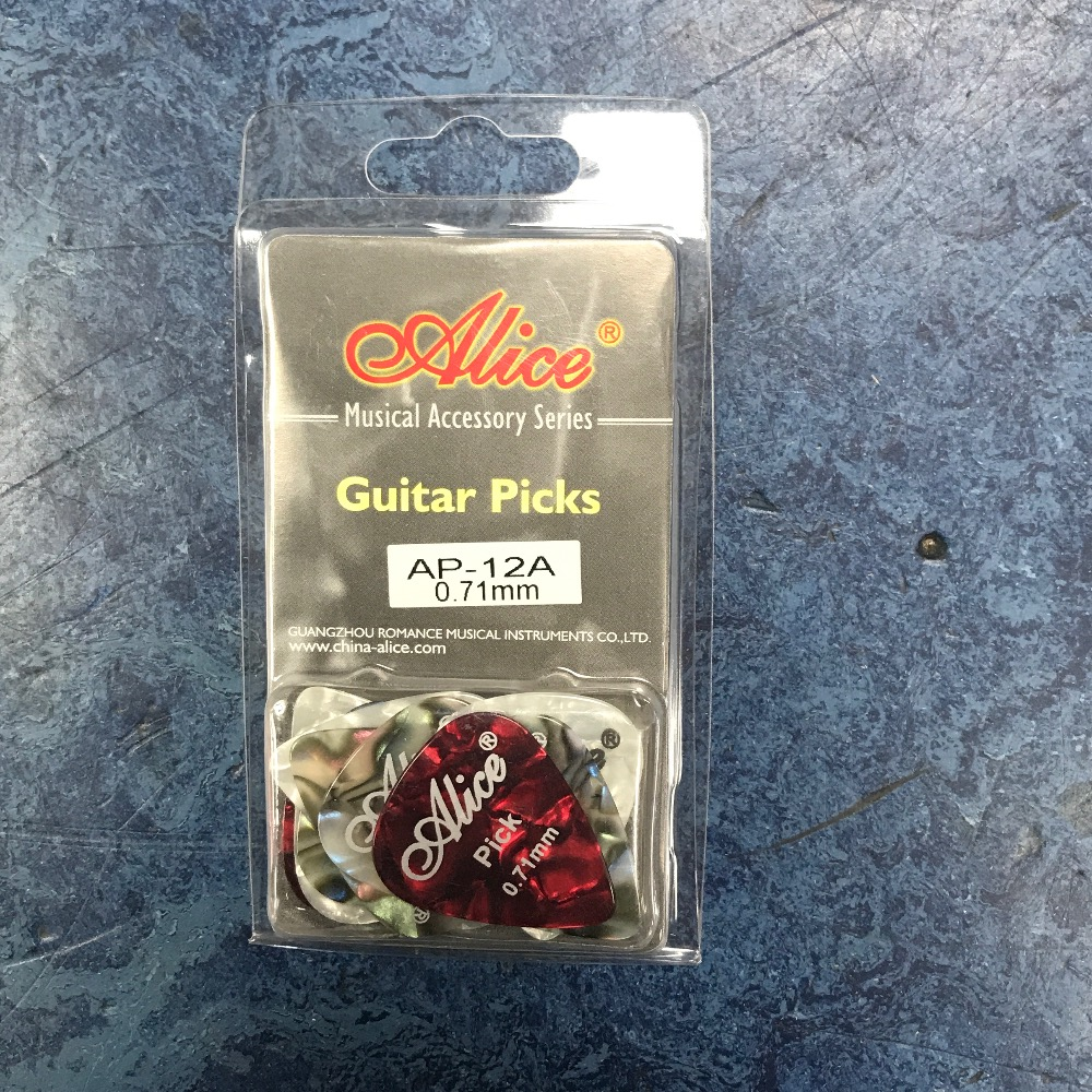 Product photo for Alice 0.71mm pick