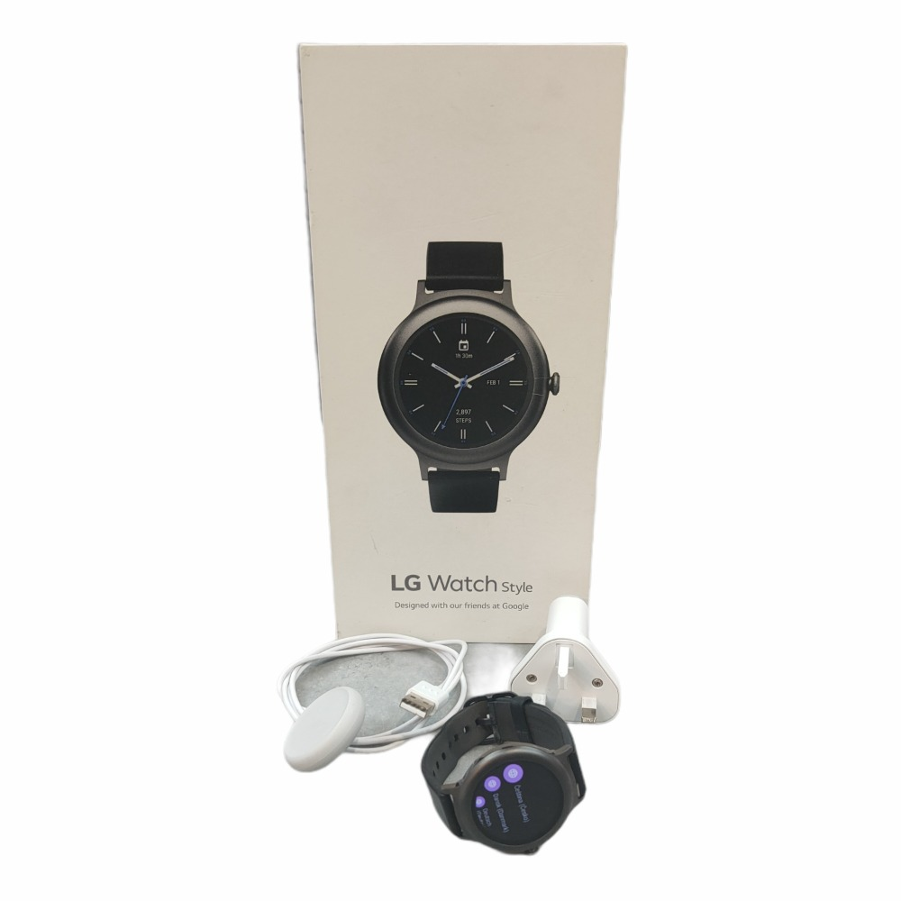 Product photo for LG Watch style