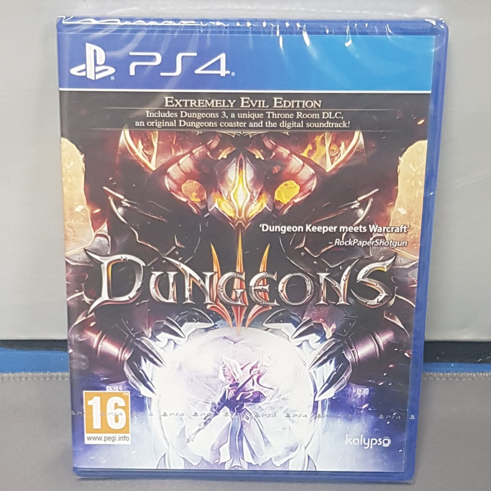 Product photo for Dungeons 3 Ps4